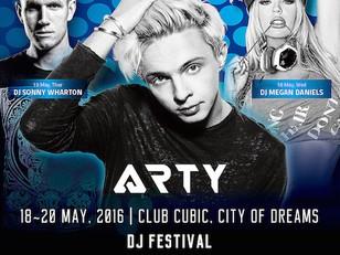 MICS Macau DJ Festival Tickets, Wed  Thu  Fri  - 18th 19th
